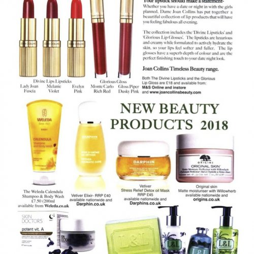Countryside La Vie - New Beauty Products 2018