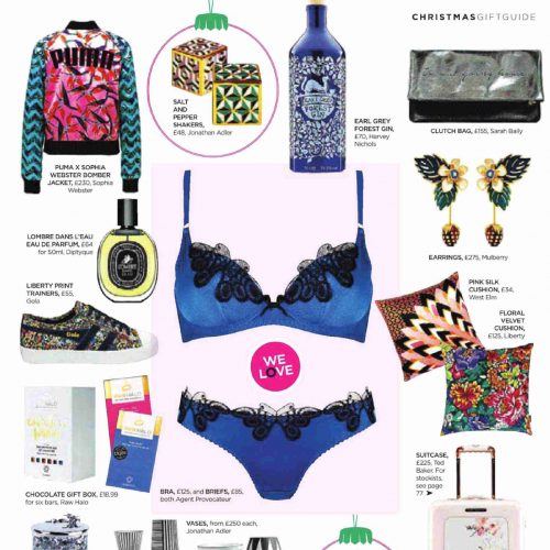 Mail on Sunday - Christmas Gift Guide