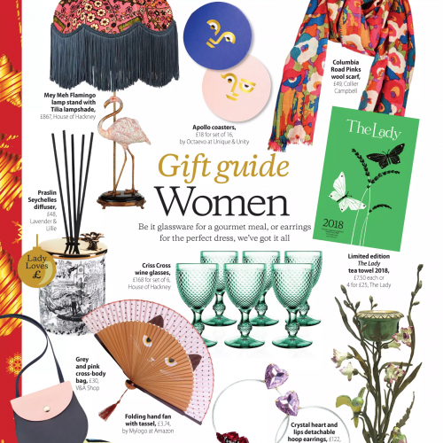The Lady - Christmas Gift Guide